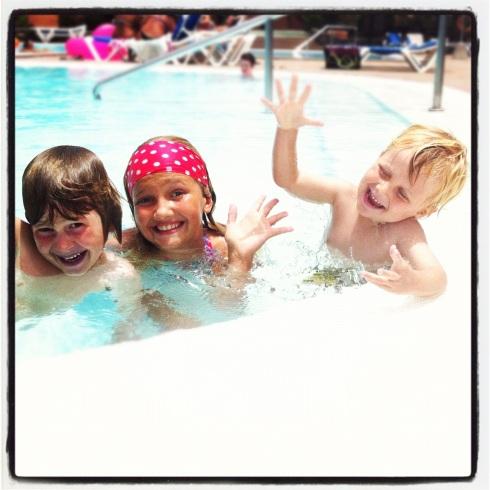 Winter Swimming!